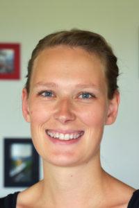 Miranda Bohr Brask. August 2017