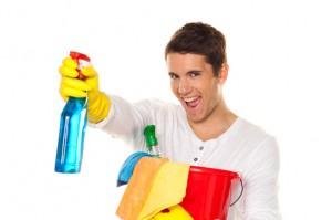 fælles om rengøring