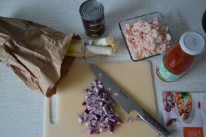 Opskrift på tomatsuppe