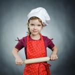 Tag dit barn med i køkkenet