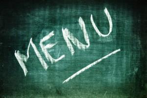guide til at lave madplan