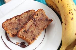 opskrift sund banankage