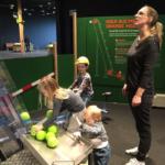 Eksperimenter i børnehøjde