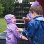 Gør regn til en fest – Regnløb