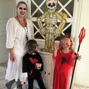 Halloween for mindre børn